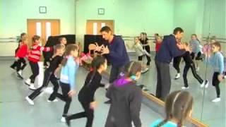 Театральный джаз - постановка для детей 6-7 лет