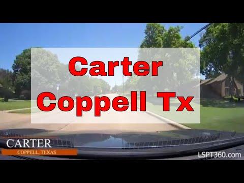 Coppell Tx - Carter