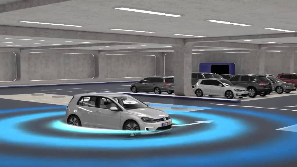 automated vehicle parking system pdf