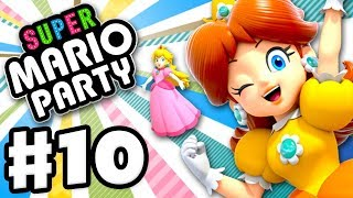 Partner Party! Watermelon Walkabout! - Super Mario Party - Gameplay Walkthrough Part 10