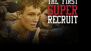 The first-ever basketball super-recruit took the state of Indiana by storm in the late 1980s, dominating in front of crowds as large as 41000, and drawing the ...