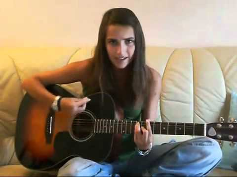 Ana Free sings Mr. Big - To Be With You.mp4