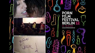 Porn Film Festival Berlin 2017
