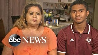 Mother of Killed Dallas Officers Discusses Son's Death