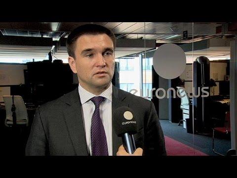 Глава МИД Украины заметил недовольство ЕС Россией