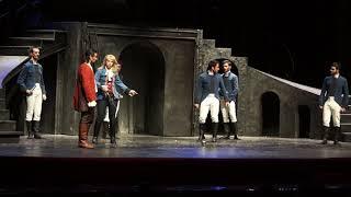 Duello nel musical Lady Oscar al Nuovo Teatro Orione