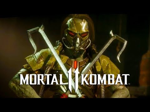 Mortal Kombat 11 - Official Kabal Reveal Trailer
