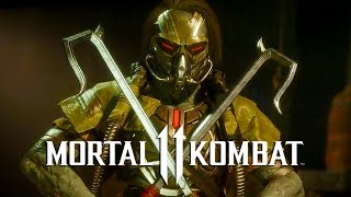 Mortal Kombat 11 - Official Kabal Reveal Trailer
