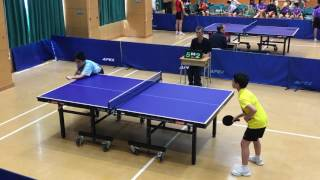 Publication Date: 2017-07-09   Video Title: 回歸盃乒乓球邀請賽2017男子團體賽 - 決賽對宣基小學 -