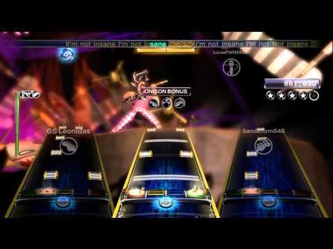 ERG Almost Easy  Avenged Sevenfold  Full Band FC 100% 720p HD