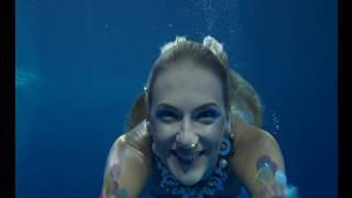 """Ролик-2016\2017 г. Реклама.Водное шоу в бассейне """"Олимпийский""""-""""Тайна подземного моря"""""""