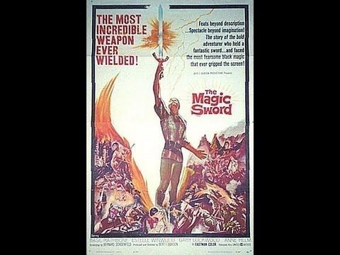 la espada magica the magic sword1962 full movie