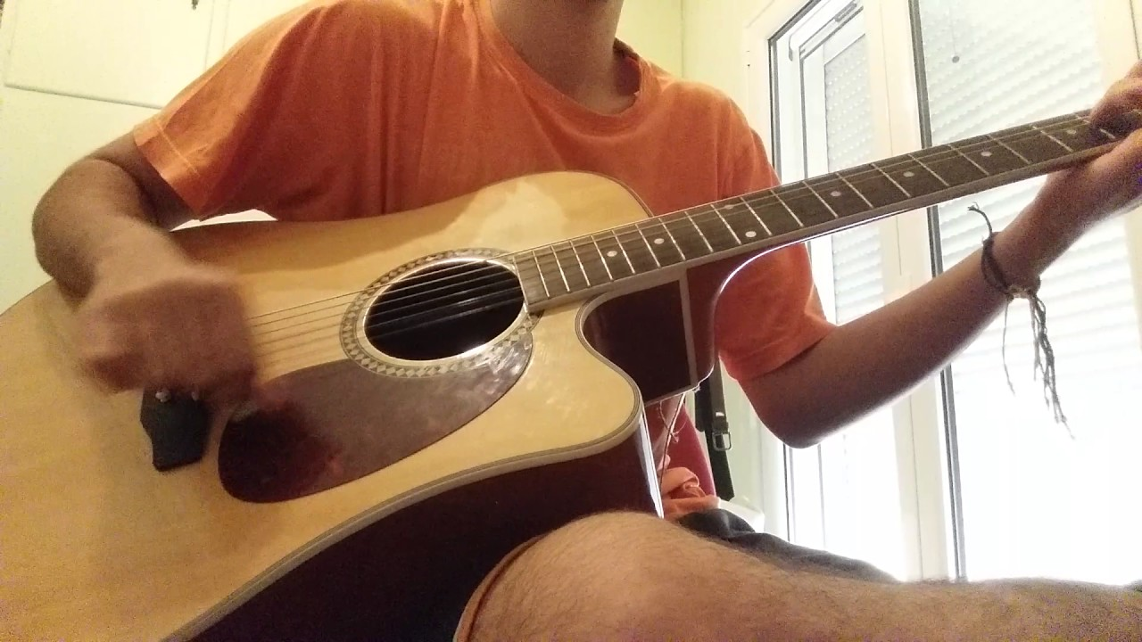 how to play misirlou on acoustic guitar
