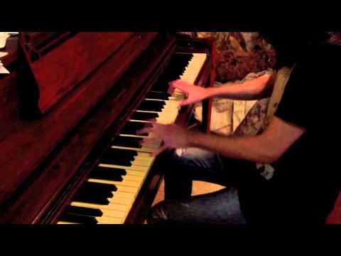 My Chemical Romance - Disenchanted Piano Cover