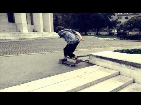 Sarajevo/Zagreb Skateboarding Holiday 2015
