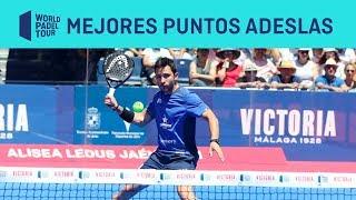 Los 3 Mejores Puntos ADESLAS del Alisea Ledus Jaén Open 2019 | World Padel Tour