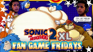 Fan Game Fridays: Sonic 2 XL w/Facecam!(http://info.sonicretro.org/Sonic_2_XL#Download., 2015-03-20T19:00:01.000Z)