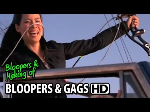 Charlie's Angels 2000 Bloopers, Gag Reel & Outtakes