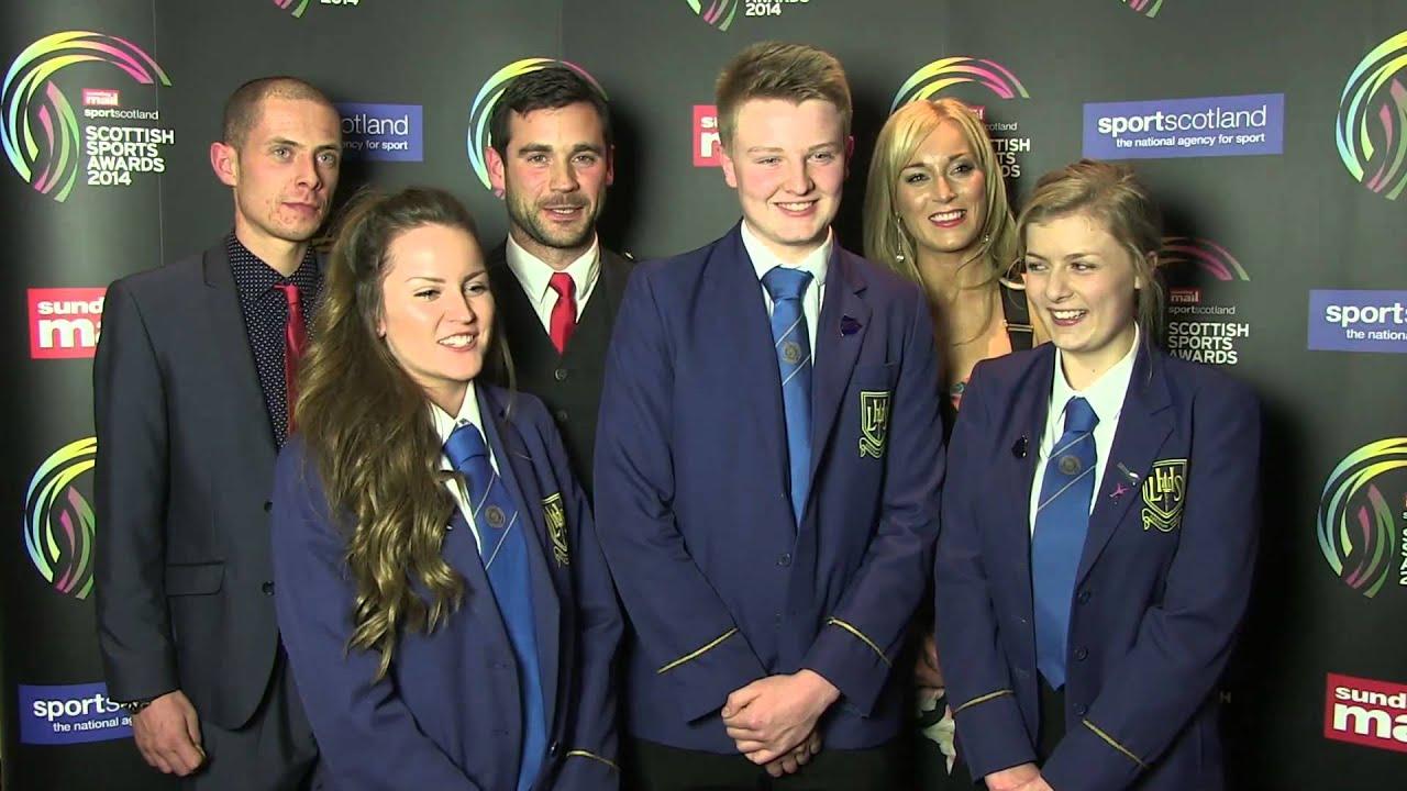 Sunday Mail Scottish Sports Awards 2014