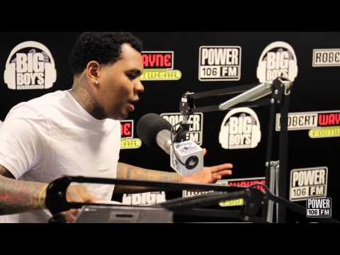 Kevin Gates Talks Society, Stereotypes and Love