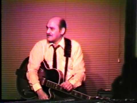 Joe Pass live at A&E Music Oct 1985