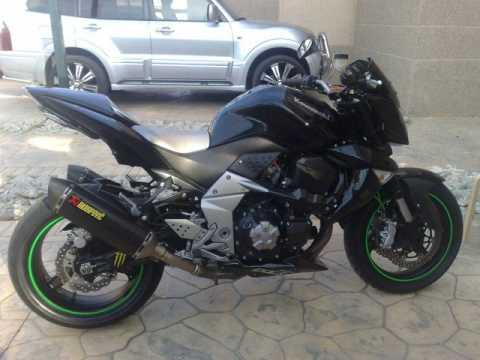 Kawasaki Z1000 Z750 Zedoc