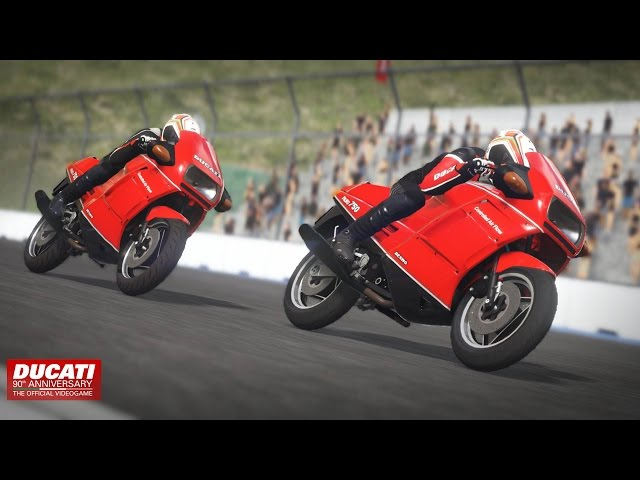 Ducati - 90th Anniversary the Game PC [RP Game Reviews]
