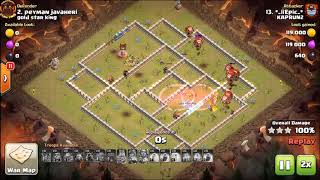 Lavalon, Hogs | 3 Stars War TH11 | ClanVNN #