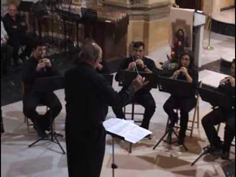 Música per als Reials Focs d'Artifici (Händel) ---- Colla de l'A.M. El Tossal