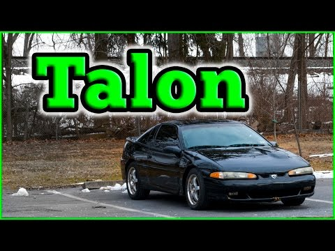 Regular Car s: 1994 Eagle Talon Tsi