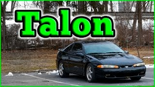 Regular Car Reviews: 1994 Eagle Talon Tsi
