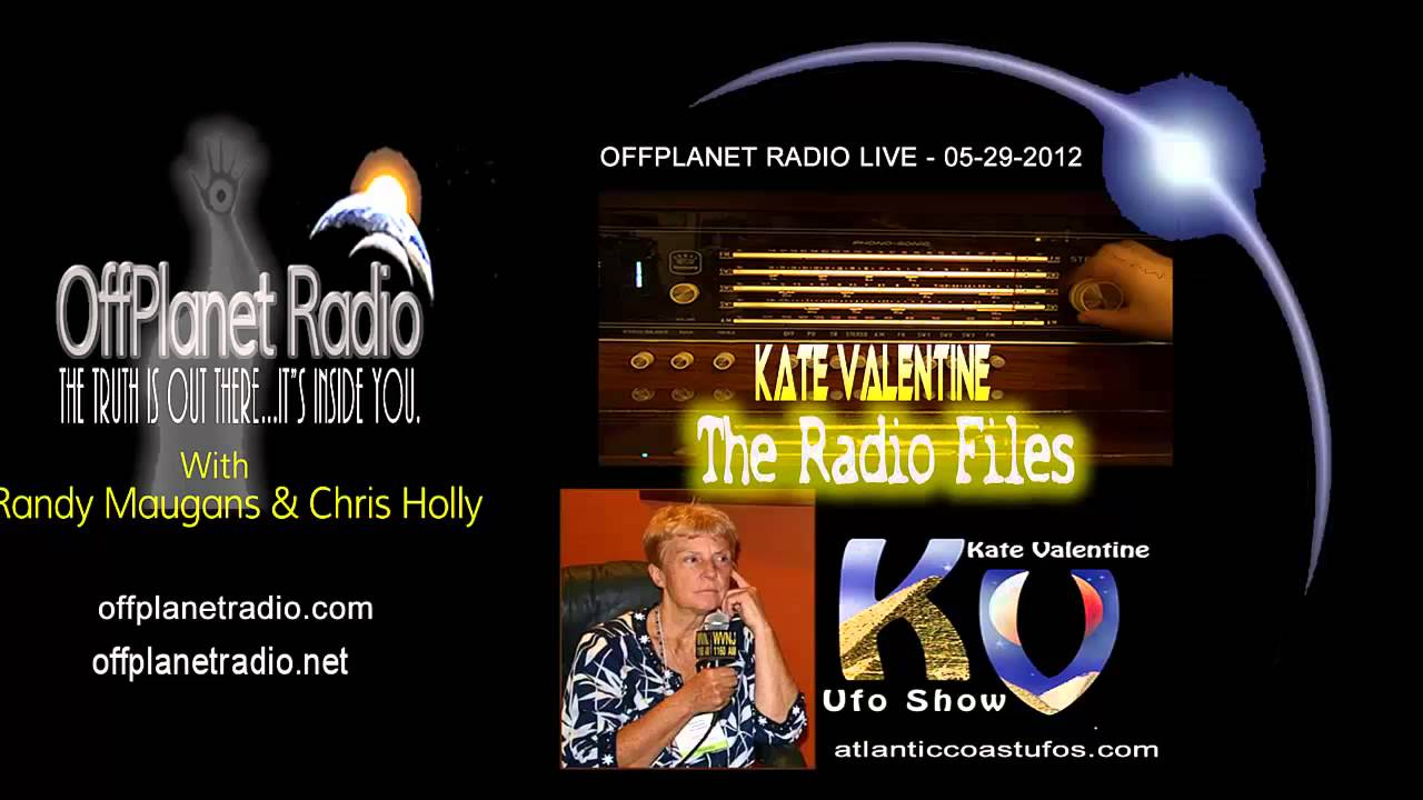 Kate Valentine: The Radio Files