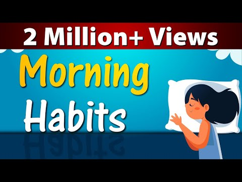 11 Morning Habits of Successful Students | Morning Routines | Letstute