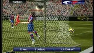 PES 2008 UEFA CL final