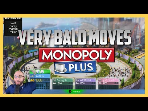 Very Bald Moves - Monopoly Plus