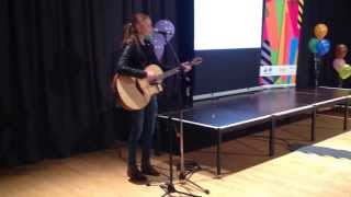 Hannah Finlayson - Turn The Page - Eden Court - Fixers event - 22 February 2014