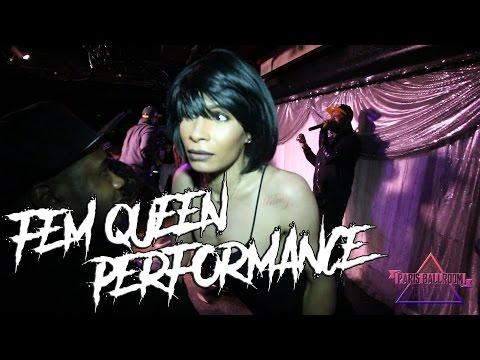 FQ PERFORMANCE $1 000 with LEIOMY AMAZON, ASIA BALENCIAGA, JASMINE KHAN at The Vogue Knights NYC