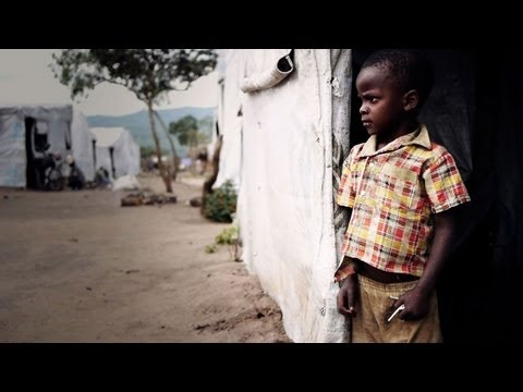 Innovative approach to delivering aid in DR Congo