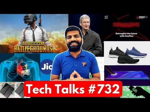 Tech Talks #732 - PUBG is Harmful, JioPhone 3, Mi Sport Shoes, OnePlus at MWC, Oppo K1, Xiaomi Dual