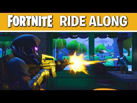 Fortnite Battle Royale Solo Tips and Tricks | Week of Retail Row 2 | Ride Along