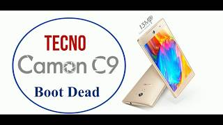 Tecno c9 dead boot repair with easyjtag