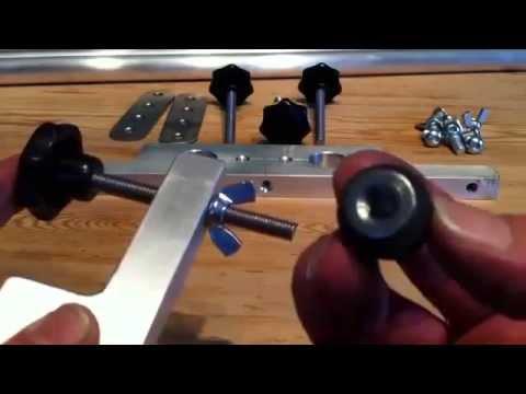 DIY Camera slider and dolly rig for Go Pro or DSLR using ...