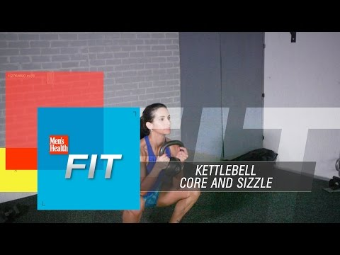 Kettlebell Core And Sizzle