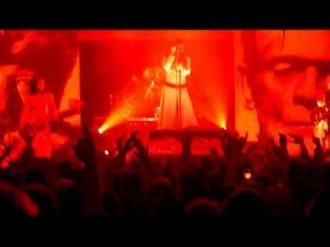 rob zombie live paradiso amsterdam nl 15062011