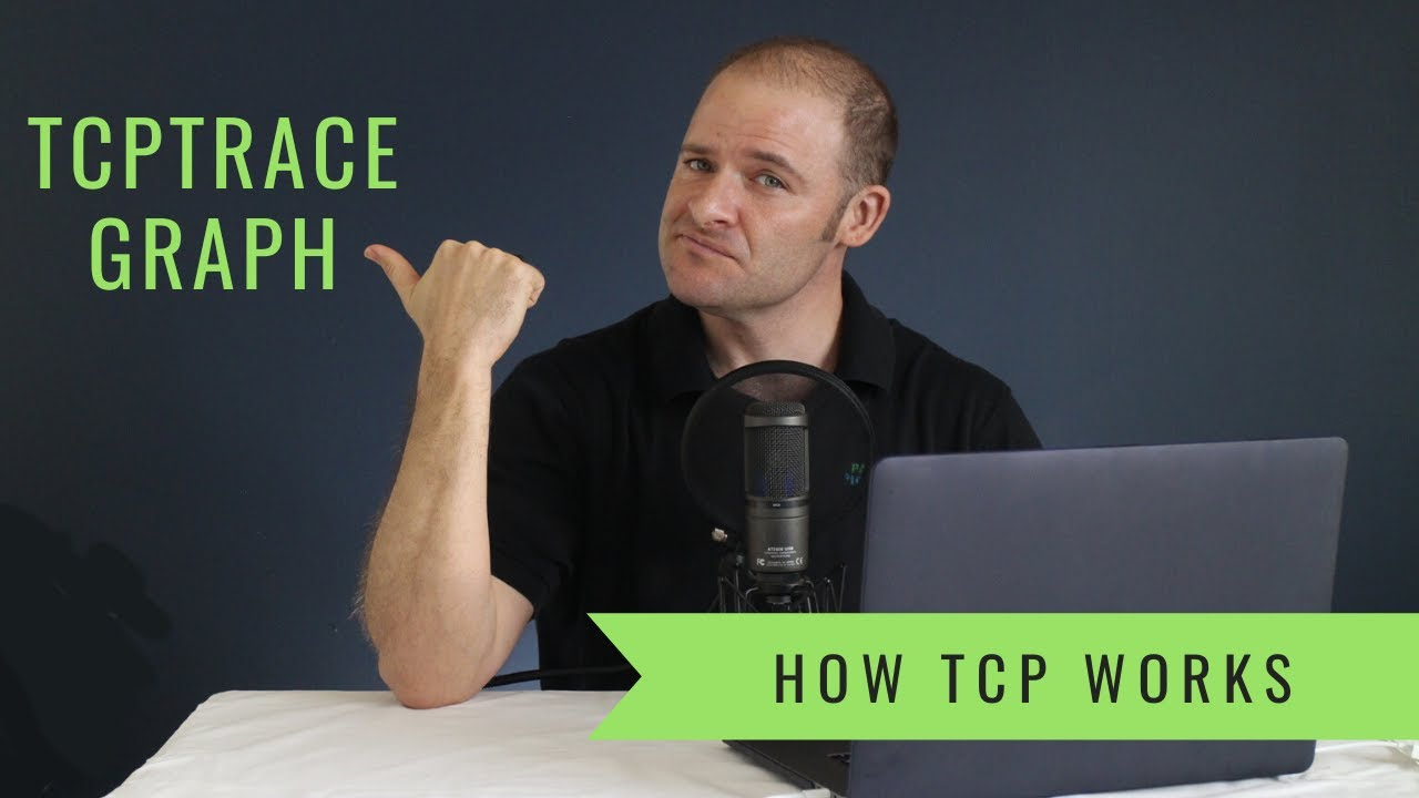 How TCP Works - The TCPTrace Graph