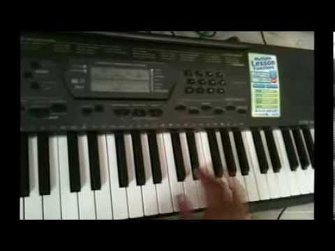 Tattad Tattad Ramleela Piano Cover