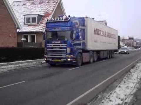 Scania 164L 580 Henrik Hansen