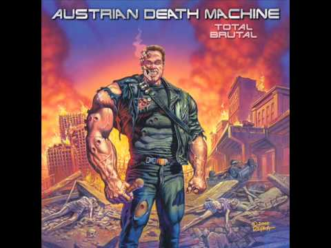 Austrian Death Machine - Get To The Choppa  (HQ w/ Lyrics in Description)