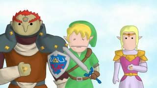 LORE - Legend of Zelda Lore in a Minute!