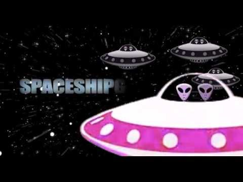 SPACESHIPS 3D animation cartoon short movie